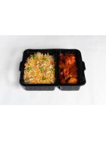 BENTO FOR $3 (ECONOMIC MEAL) - MIN 25 PAXS SINGLE COMPARTMENT