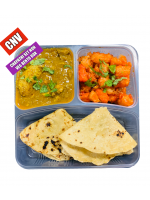 CHAPATHI NON VEG SET MEAL(NO CARB DIET MEAL - ORDER CODE (CNV)