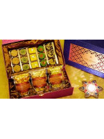 HAMPER OF JOY - ASSORTED SWEETS  (500 GRAMS)