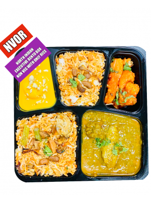 NORTH INDIAN STANDARD NON VEG ONLY RICE - ORDER CODE (NVOR)