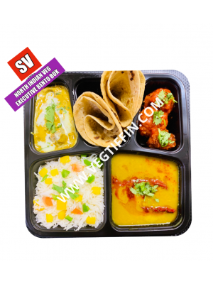 BUILD YOUR OWN INDIAN BENTO BOX ($7) - MIN 20 BOXES