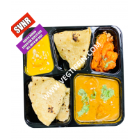 NORTH INDIAN STANDARD VEG NO RICE - ORDER CODE (SVNR)