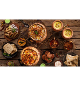 FOOD IN KILOS